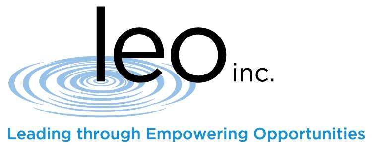 LEO, Inc. logo