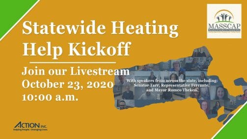 Statewide Heating Help Kickoff